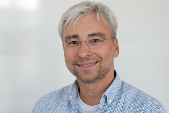 Univ.Prof. Dr. Dietmar Fischer zu Besuch bei der Selbsthilfegruppe Glaukom in Münster